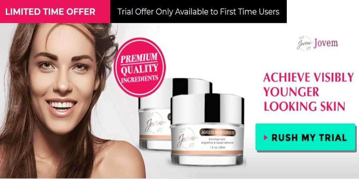 Jovem Ageless Moisturizer - Now Even More Affordable to Buy