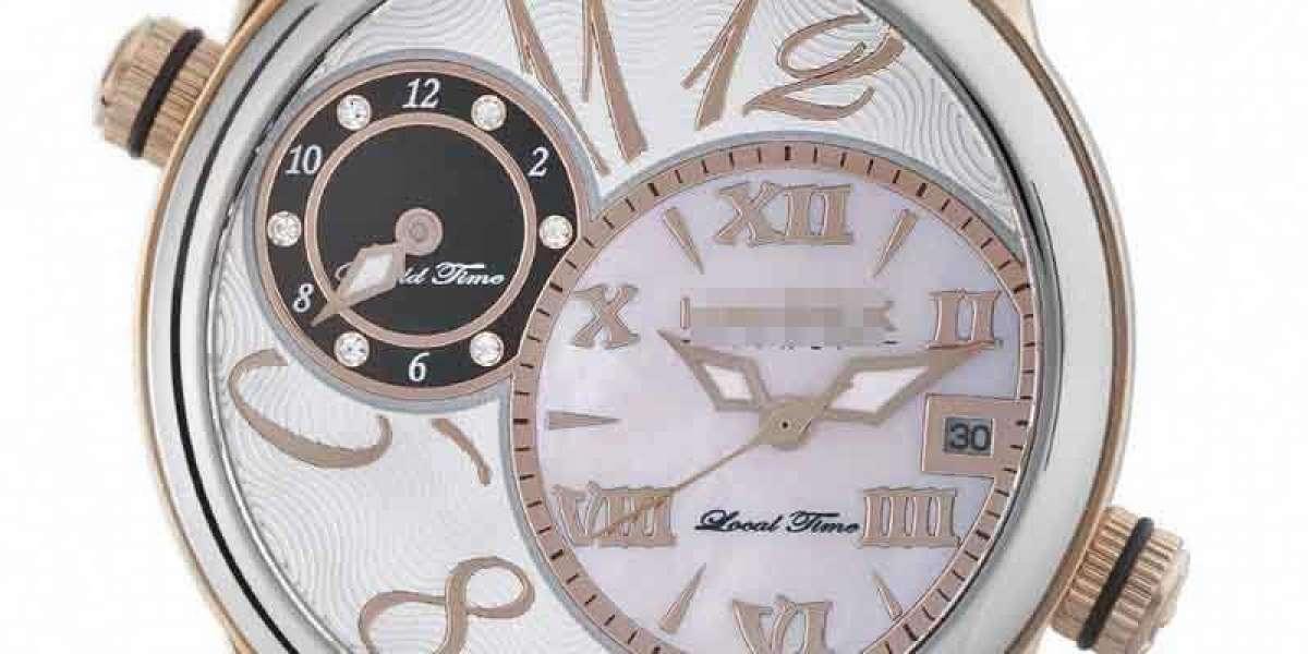 Shopping High Fashion Custom Purple Watch Dial