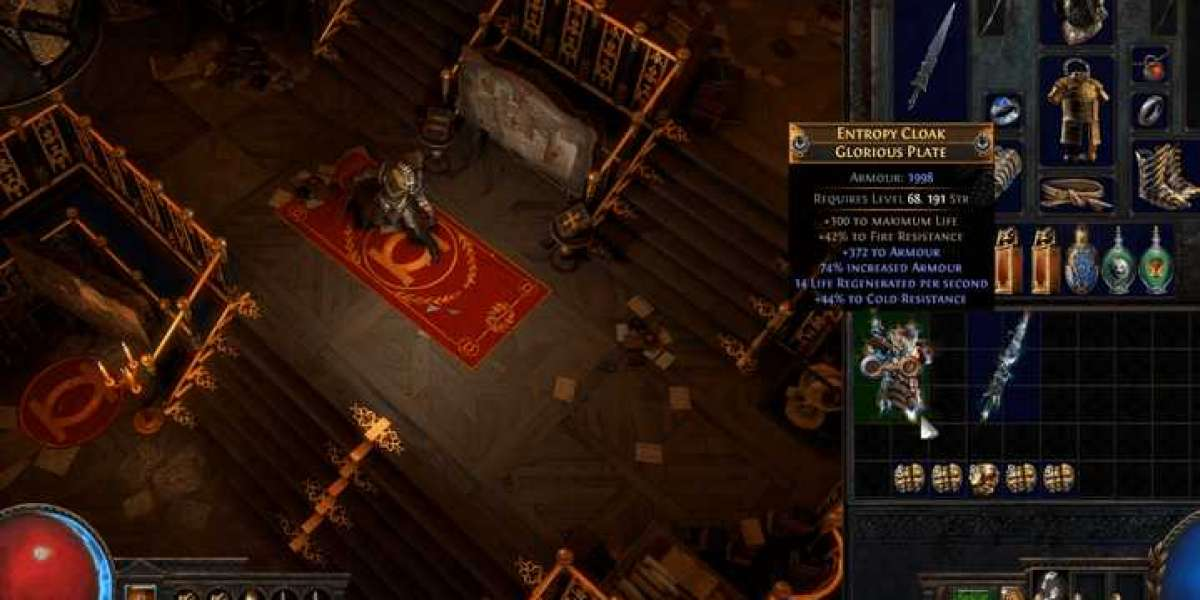 The POE Heist extension has been released on PS4 and Xbox1