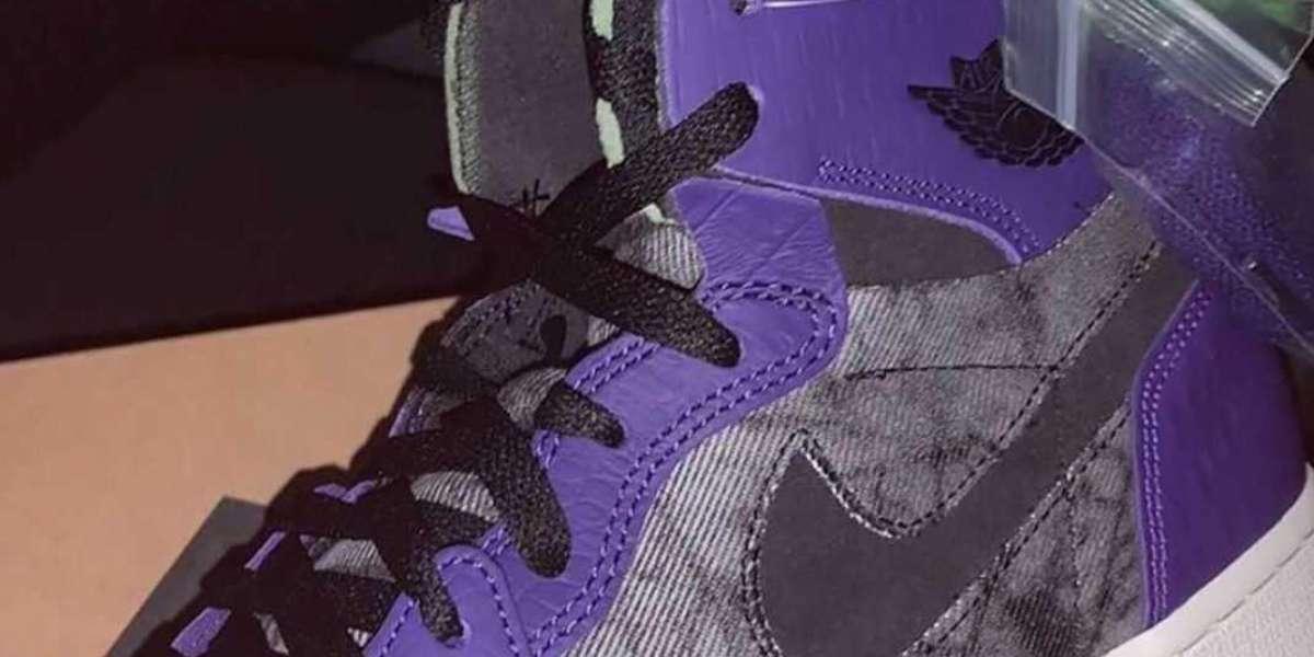 """Brand New Nike Air Jordan 1 Zoom Comfort """"Bayou Boys"""" DC2133-500 Sneakers"""