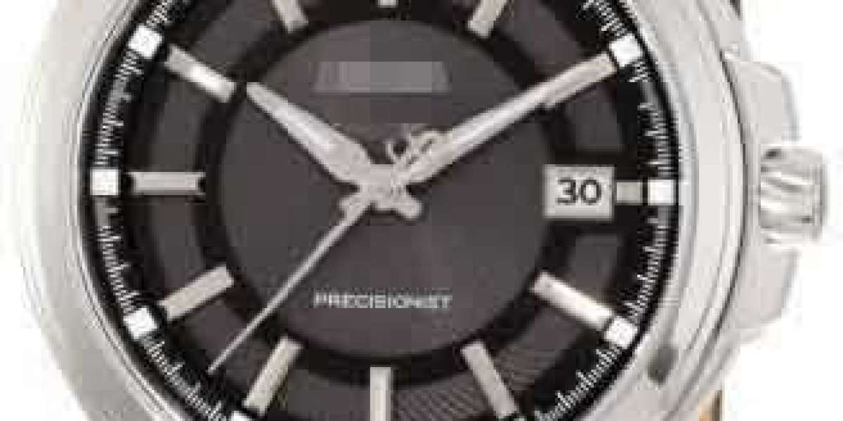 Customize Fashion Elegance Black Watch Face