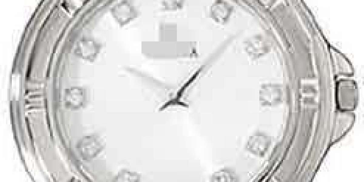 Customize Trendy Elegance White Watch Face