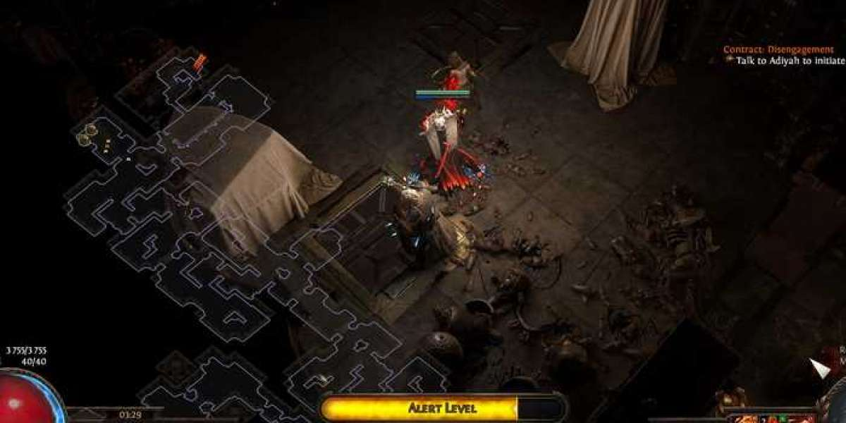 POE officially announced that they are about to start alliance development experiments