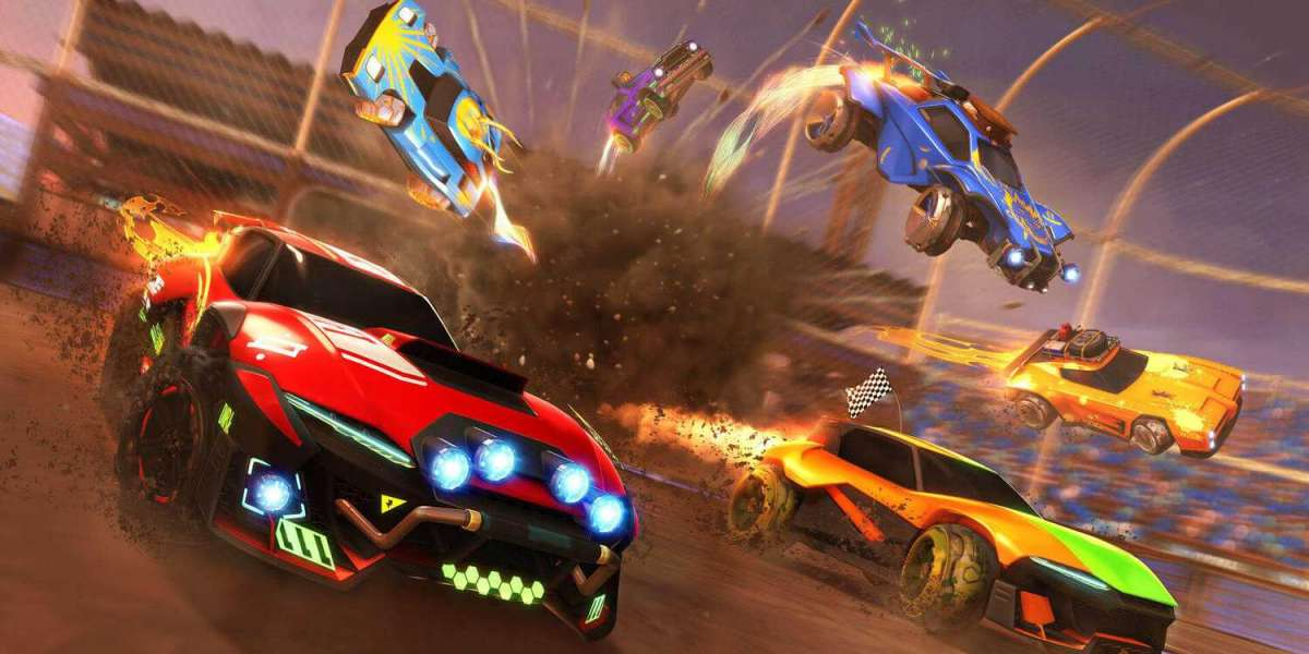 With such a lot of vehicles populating the Rocket League lineup