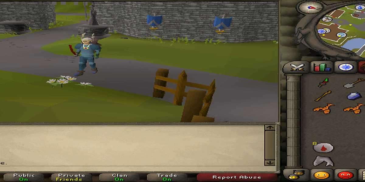 So I logged in to Runescape yesterday and was instantly attacked