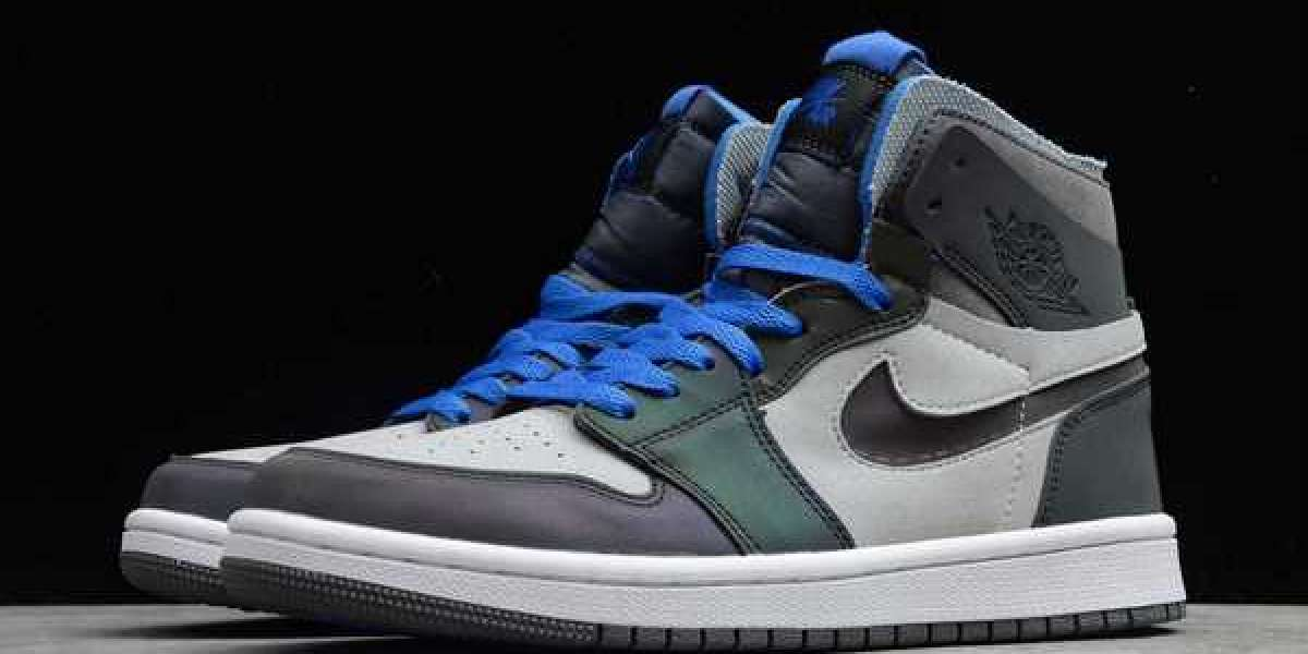 """The best-selling Air Jordan 1 Zoom Comfort """"League of Legends World Championship"""" in 2020"""