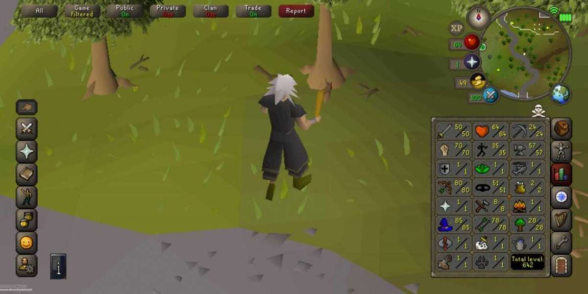 Thats way too much detail for RuneScape