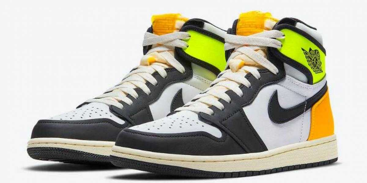 Air Jordan 1 High OG Volt Gold to Release on January 2nd, 2021
