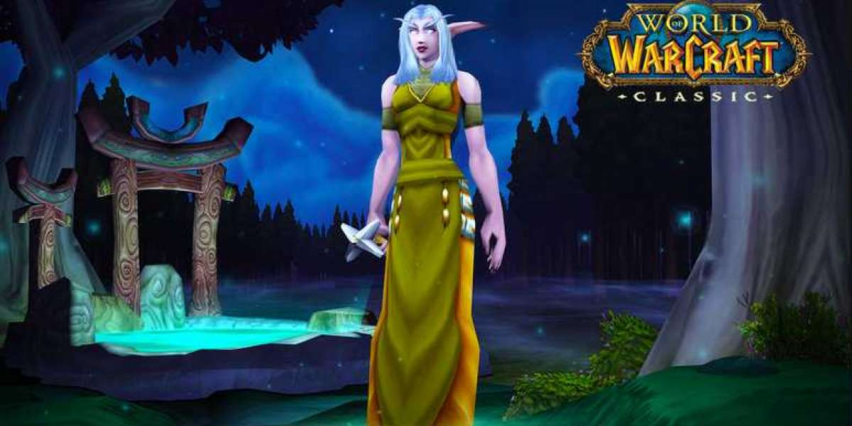 The most popular race in World of Warcraft
