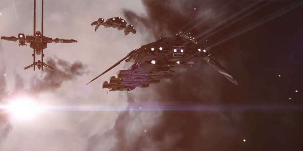 A short squeeze in EVE Online