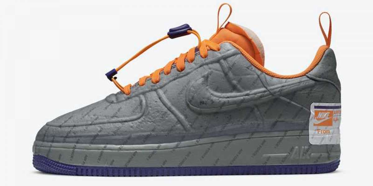 "How would you rate this brand new Nike Air Force 1 Low Experimental ""Suns"" CZ1528-001?"