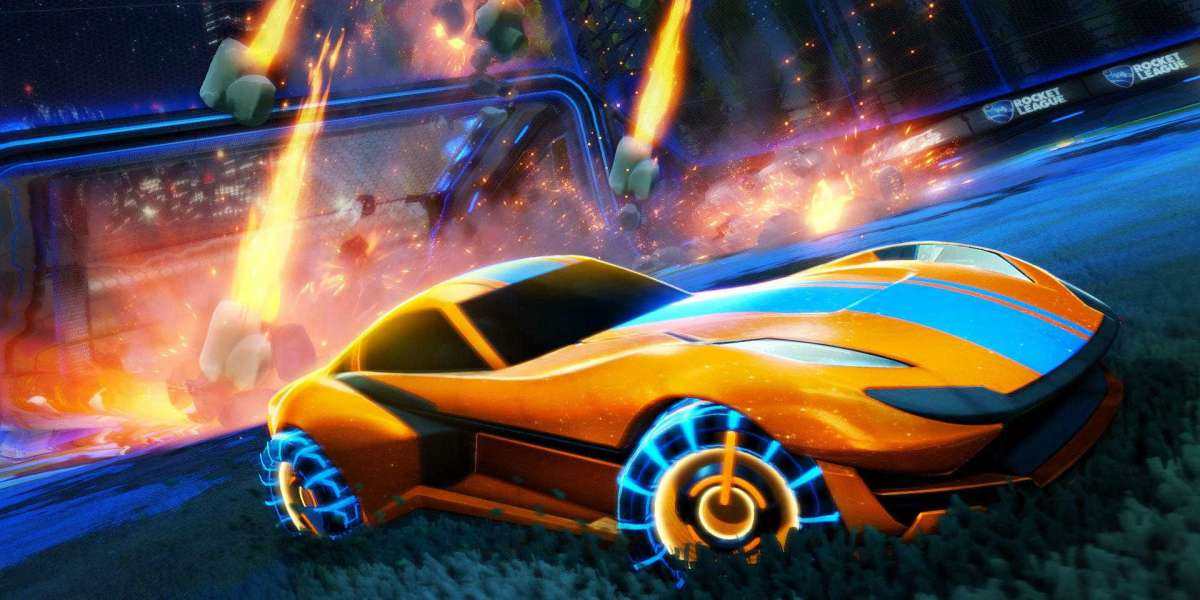 Lots of new content material is coming to Rocket League