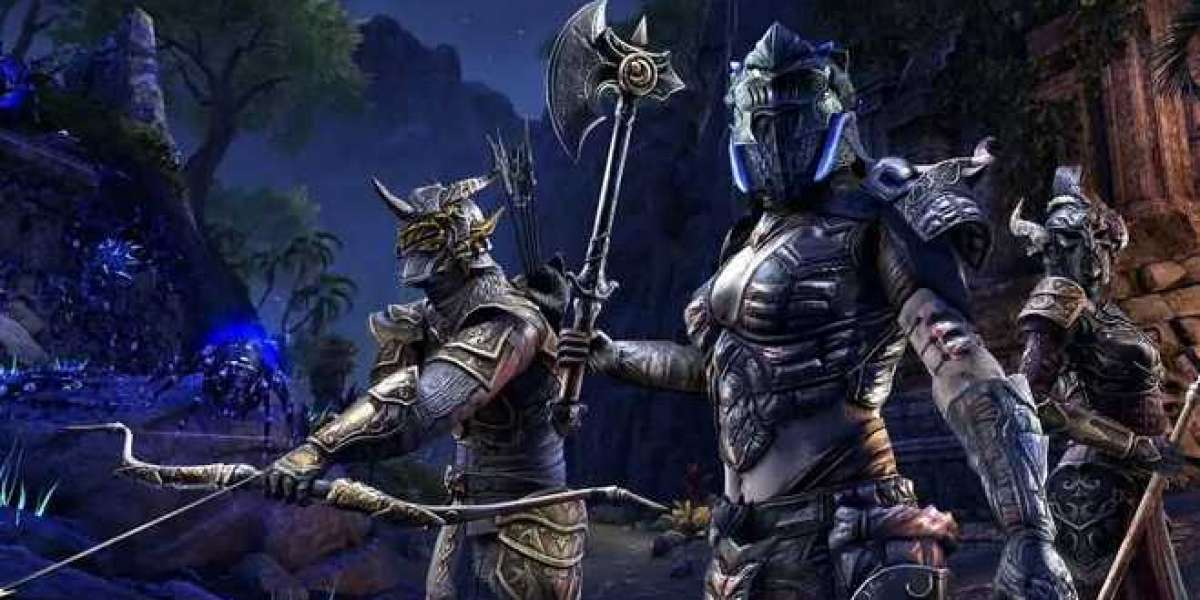 Two rare and useful mounts in the Elder Scrolls Online
