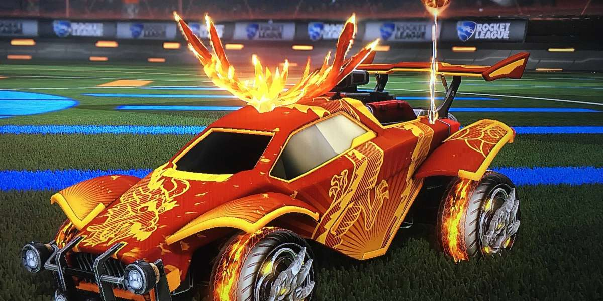 Rocket League is over five years vintage and continues to be getting guide