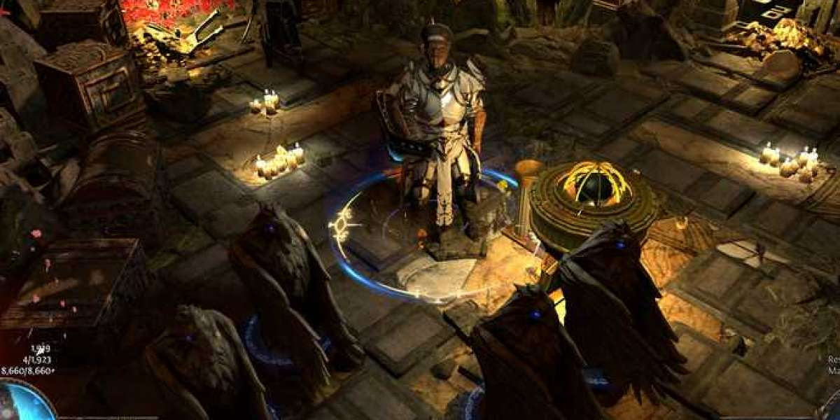 Introduce Path of Exile Skill Gem and Support Gems