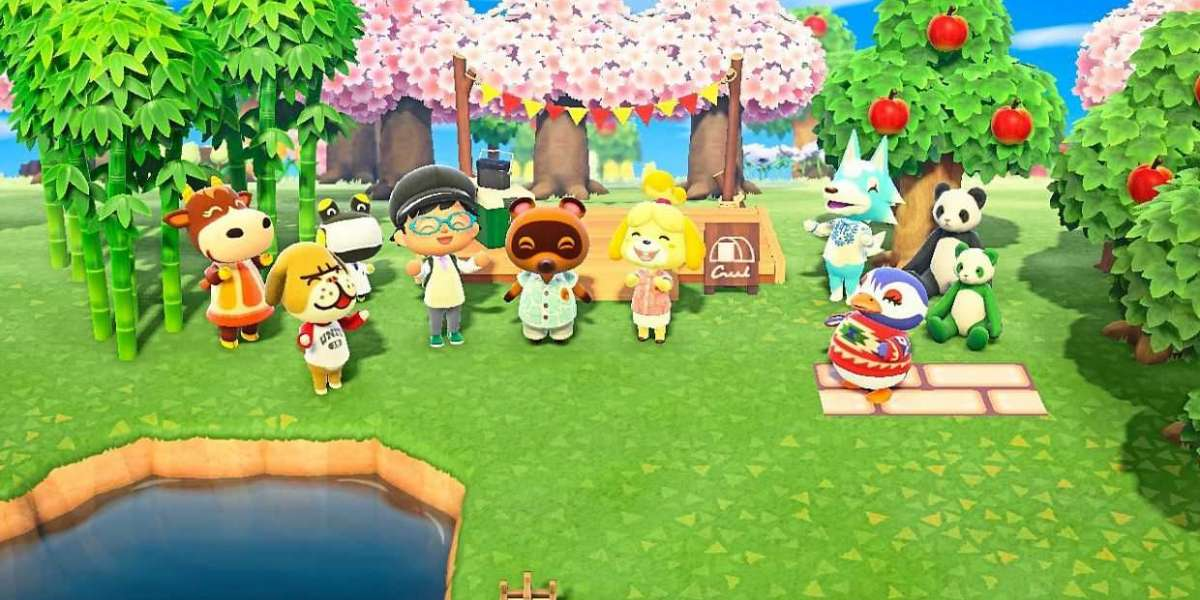 Animal Crossing is a existence-simulation video game for Nintendo Switch