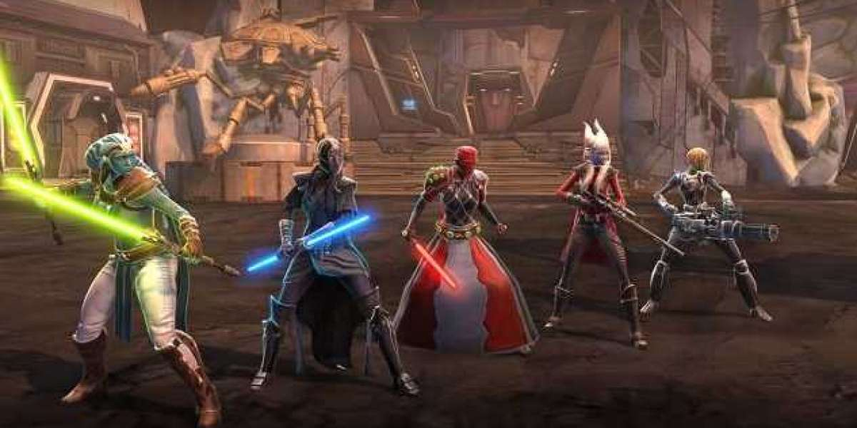 SWTOR event schedule for February 2021