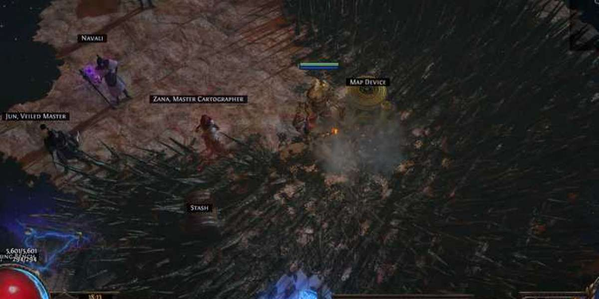 Path of Exile: The ceremony won many tributes for players