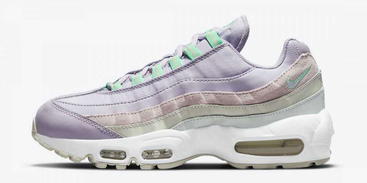 """Nike Air Max 95 """"Easter"""" CZ1642-500 is now on sale!"""