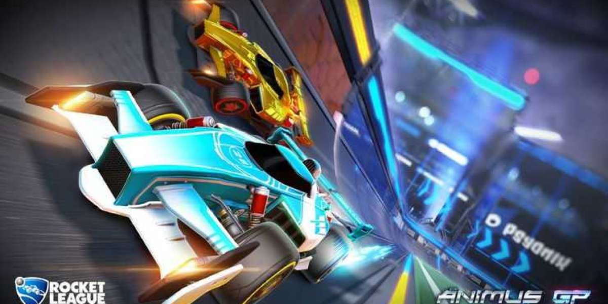 A freshly announced game from Psyonix appears to be Rocket League built