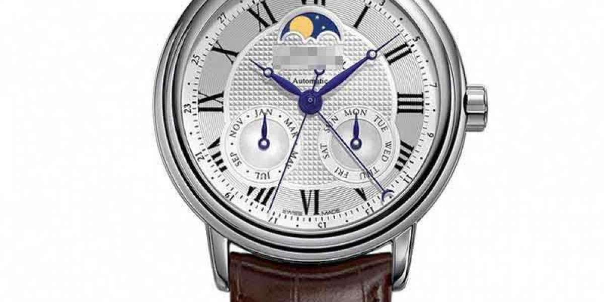 Customised Watch Dial L4.803.3.22.7 from Watch manufacturer Montres8