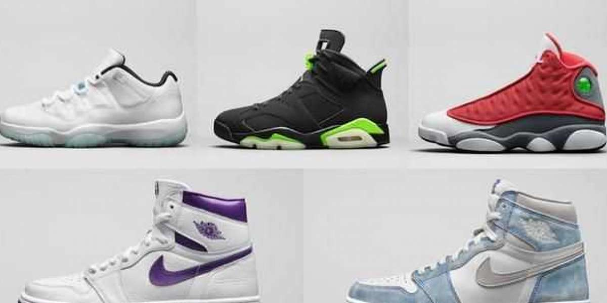 AIR JORDAN 2021 summer collection is on sale online