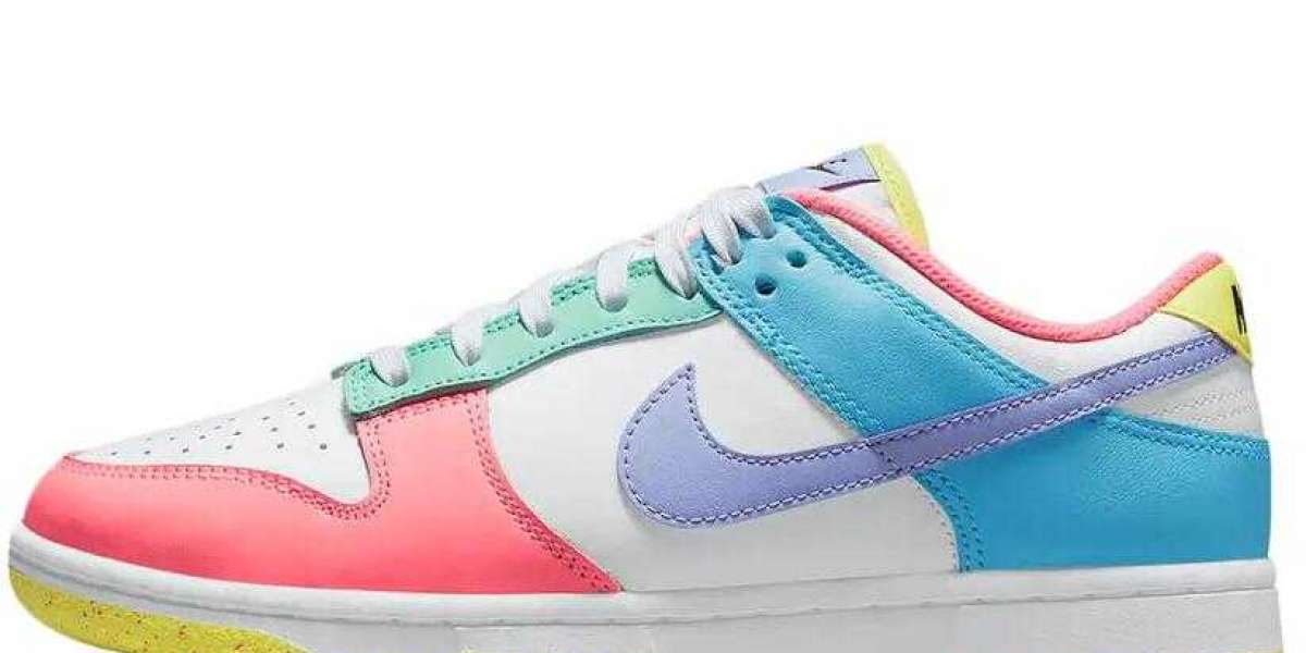 Will you be looking to cop Nike Dunk Low SE Easter Pastel Multi ?