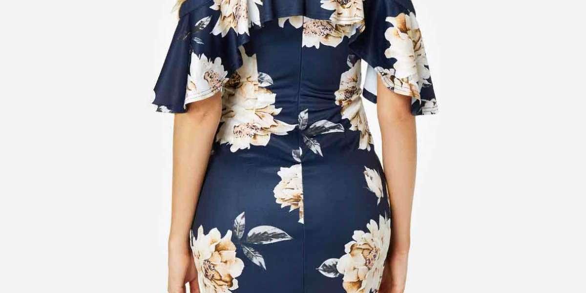 Round Neck Long Sleeve Bodycon Hem White Plus Size Dress
