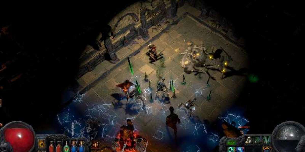 Path of Exile has set out to improve Video Memory Utilization Being Planned