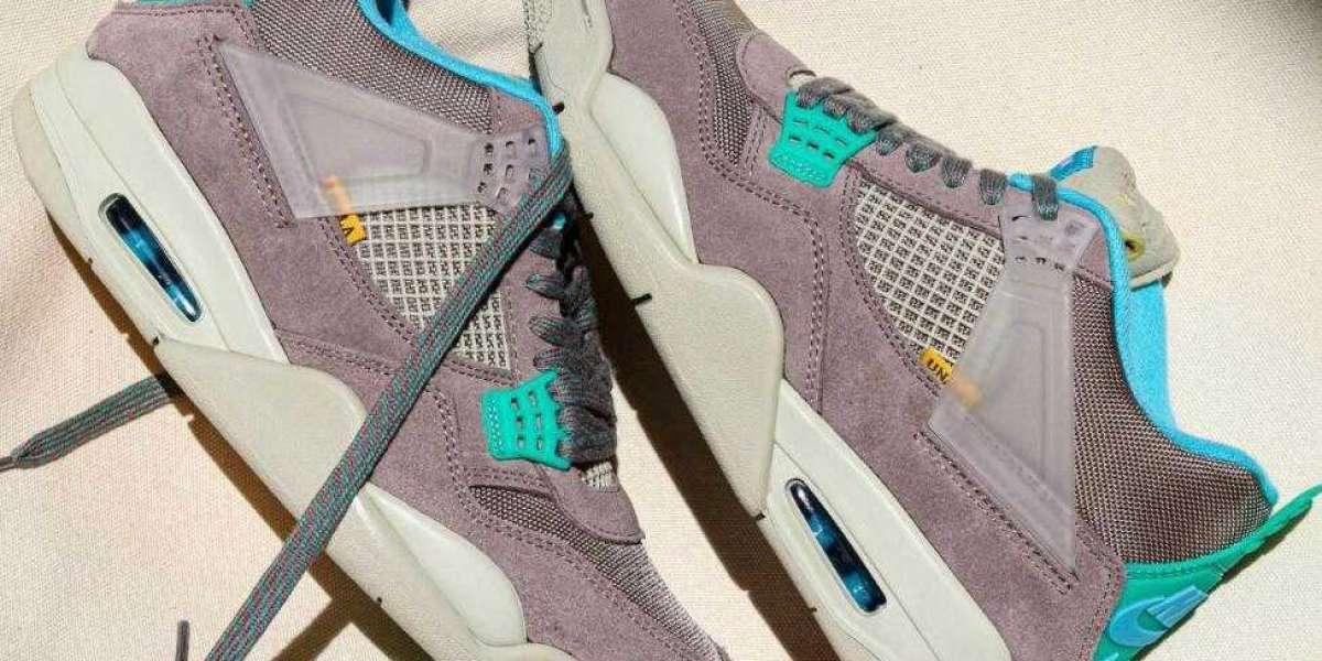 2021 Union x Air Jordan 4 Taupe Haze is Available Now for Sale