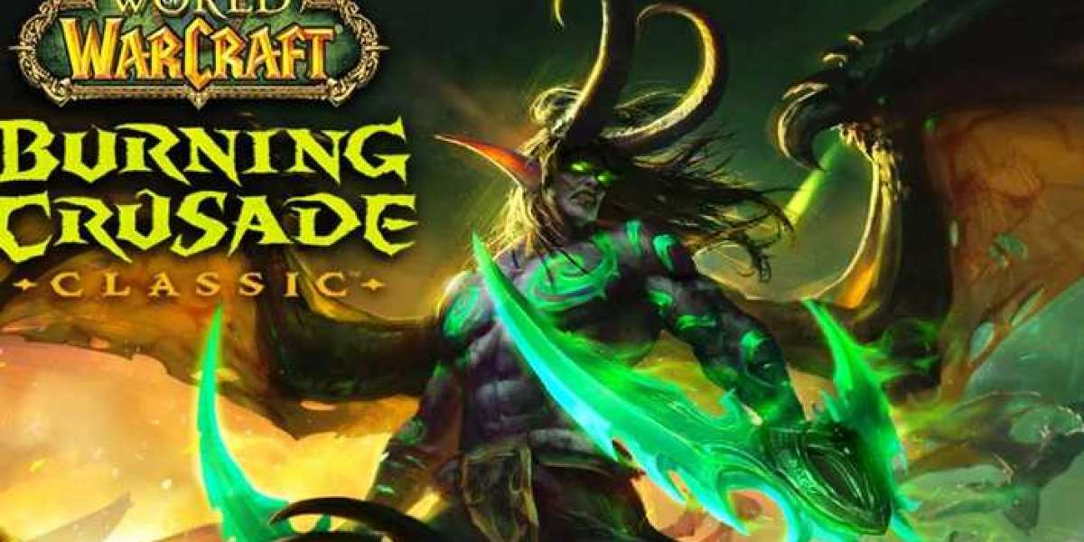 The release date of Burning Crusade Classic has been leaked