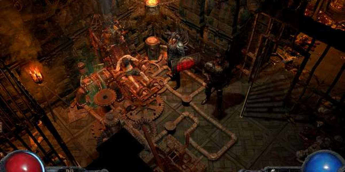 Path of Exile's Battle Royale mode returns as a weekend treat
