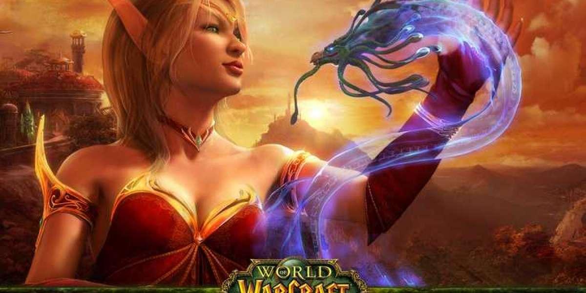 World of Warcraft: Burning Crusade Classic closed beta starting this month