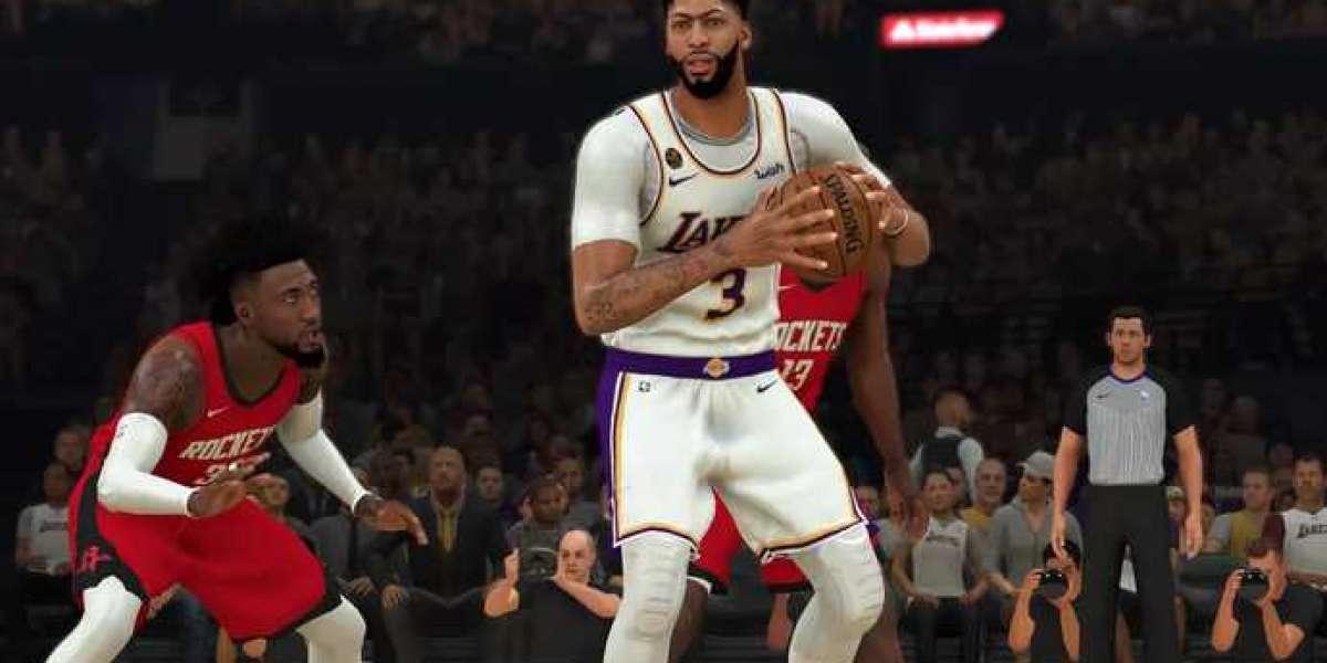 NBA 2K22 reveals its first news