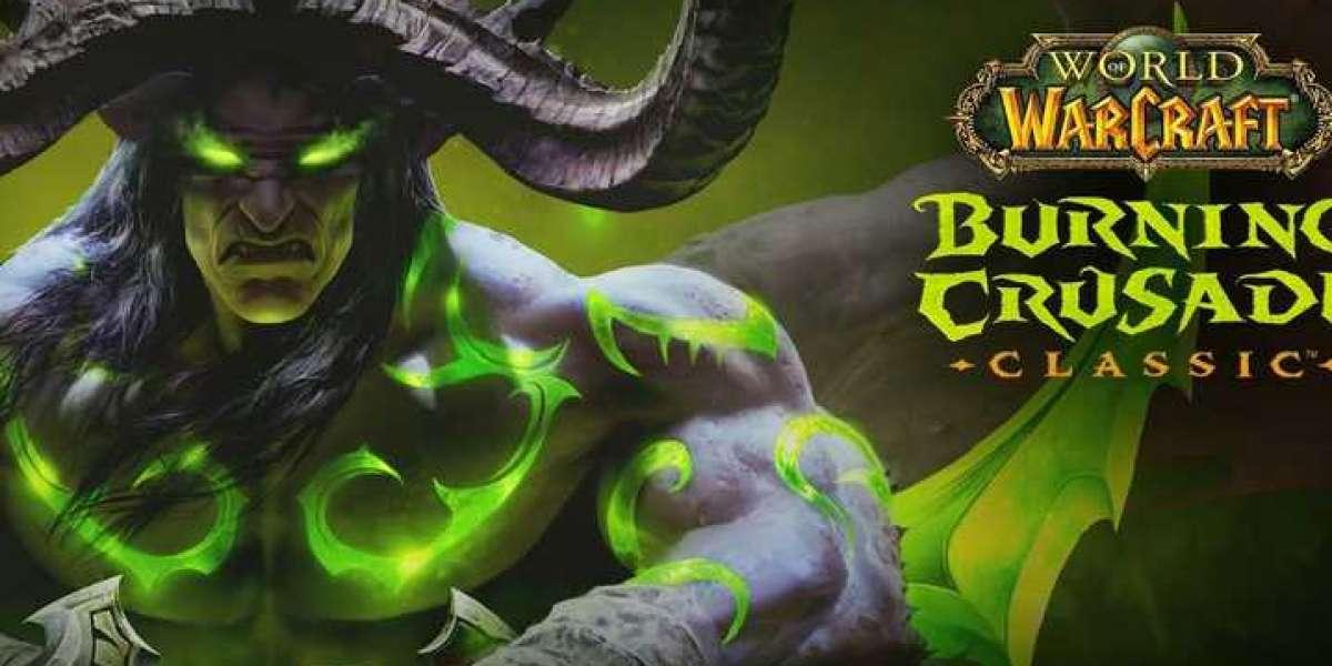The Burning Crusade, returning to World Of Warcraft Classic nostalgia, has entered the testing phase