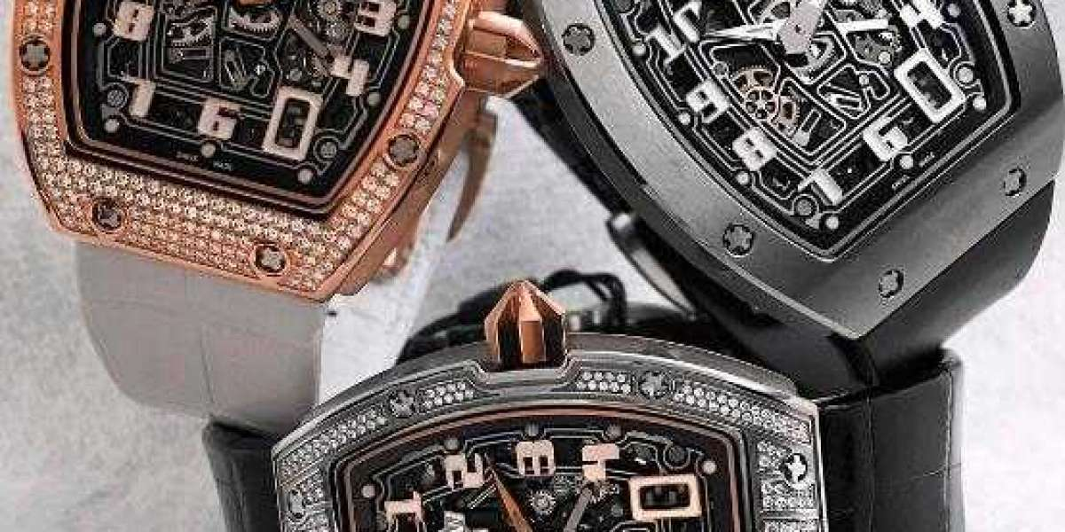 Richard Mille RM 67-02 Charles Leclerc Prototype Replica Watch